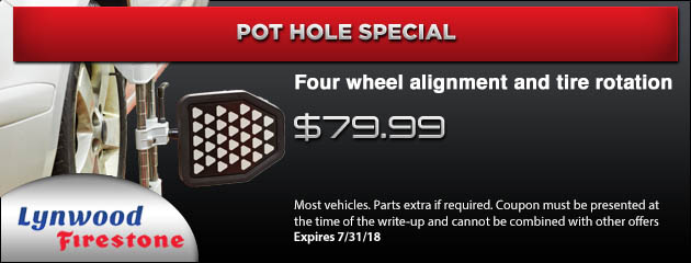 Pot Hole Special