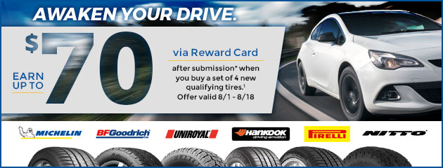 Awaken Your Drive Promotion