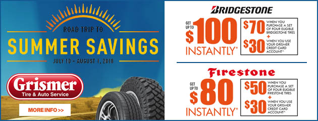 Summer Savings Rebate