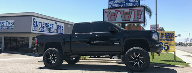 Gutierrez Tires And Wheels Inc Bakersfield Ca Tires Auto