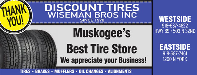 Voted Best Tire Store