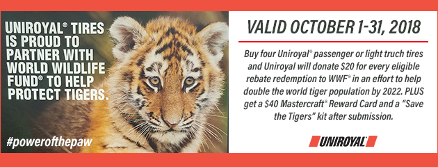 Uniroyal Promotion