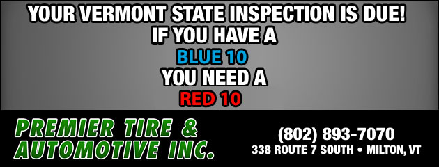 VT State inspections