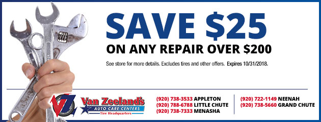 Save $20 on Any Repair Over $200