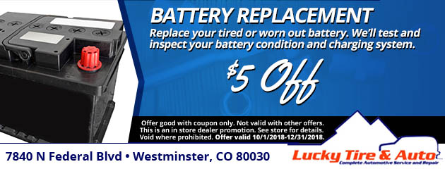 Battery Repacement