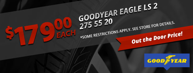 Goodyear Eagle Special