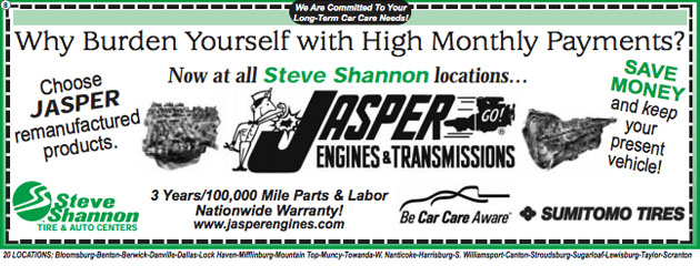 Tires Coupons :: Steve Shannon Tire & Auto Center