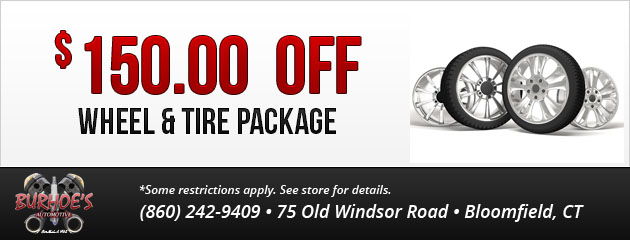 $150 Off Wheel & Tire Package