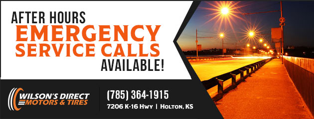 After Hours Emergency Appointments Available!