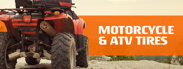 Motorcycle & ATV Tires