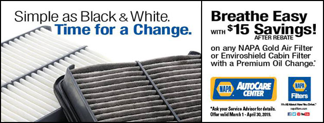 Breathe Easy Rebate