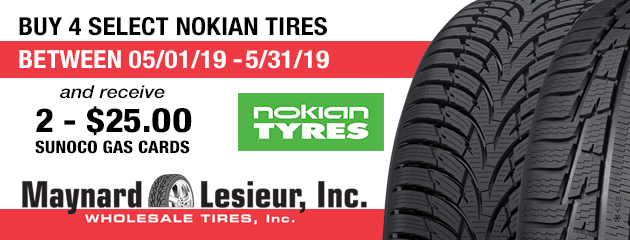 Nokian Tyres Promotion