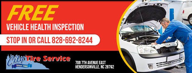Free Vehicle Health Inspection