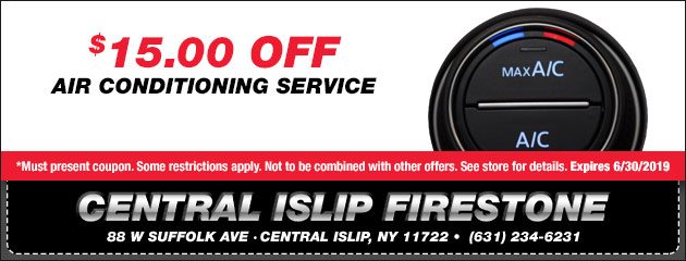 $15 Off Air Conditioning
