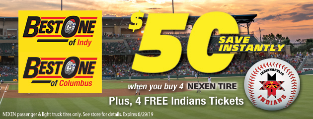 Nexen Tire Promotion