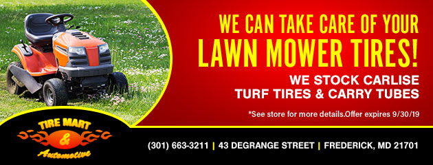 Lawn Tires