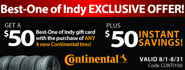 Continental Exclusive Offer