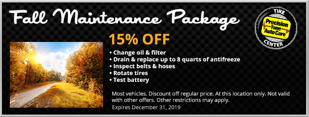 precision tune auto care coupons for oil change