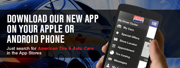Tires Coupons American Tire Auto Care
