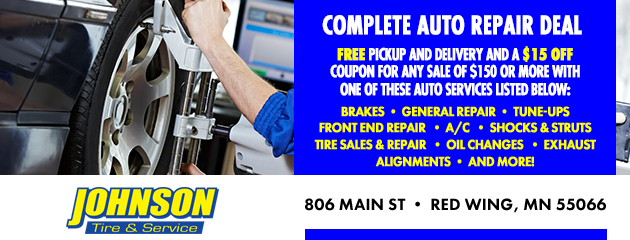 Complete Auto Repair Deal