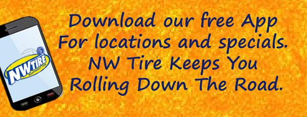 Nw Tire North Dakota Tires Auto Repair And Wheels