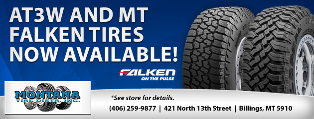AT3W and MT Falken Tires Now Available!