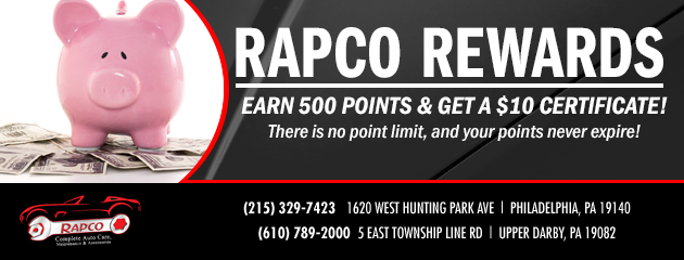 Rapco Rewards