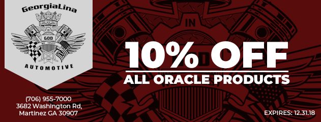 10% off All Oracle Products