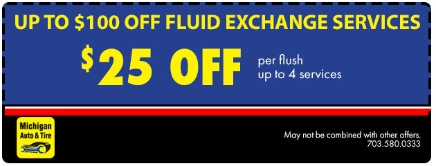 Fluid Exchange Service