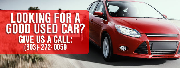 Looking for a Used Car? Give us a call
