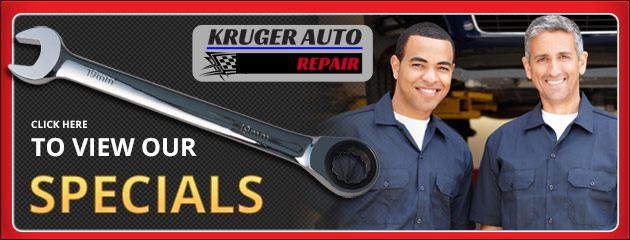 John Kruger Automotive Savings