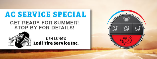 AC Service Special- Get Ready for Summer!