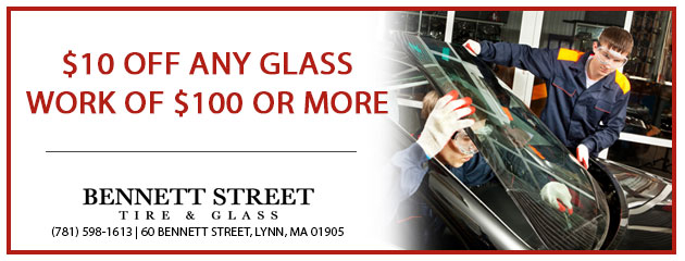 $10 OFF any glass work of $100 or more
