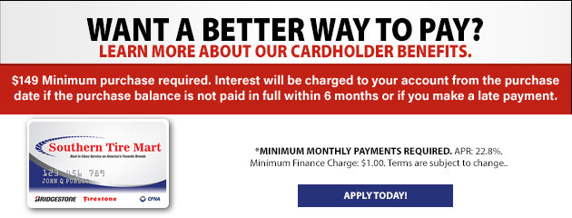 CFNA Card - Southern Tire Mart