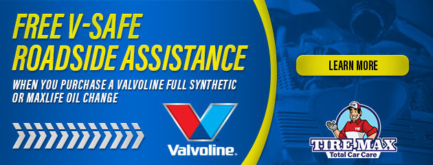 Valvoline V-Safe Roadside Assistance