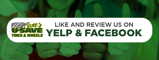Like and Review us on Yelp and Facebook
