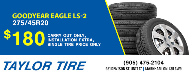 $180 Goodyear Eagle LS-2
