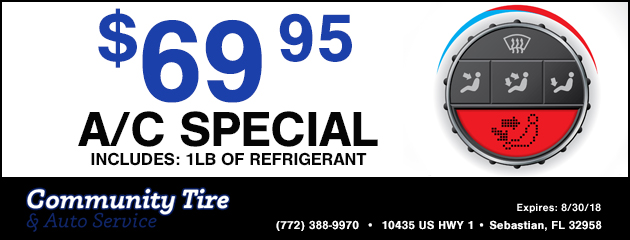 $69.95 A/C Special