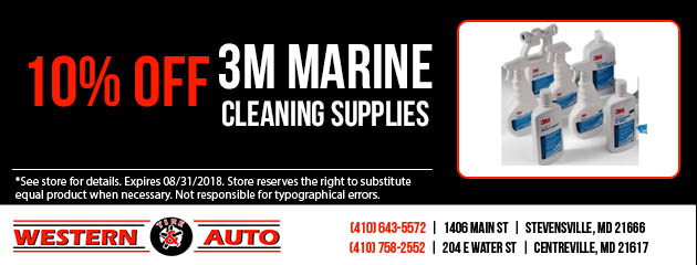3m Marine Cleaning Supplies