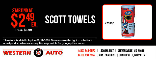 Scott Towels