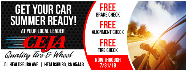 Get Your Car Summer Ready!