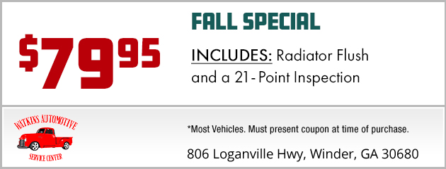 $79.95 Fall Special