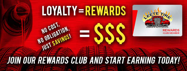 Loyalty Rewards Club