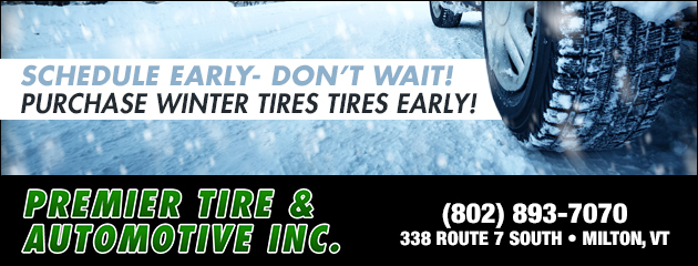 Get Winter Tires Now