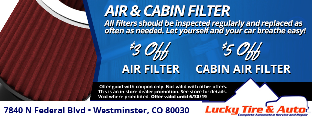 Air Cabin & Filter