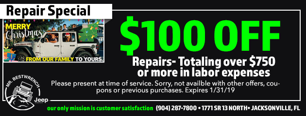 Mr Best Wrench Jacksonville Fl Tires Auto Repair Shop