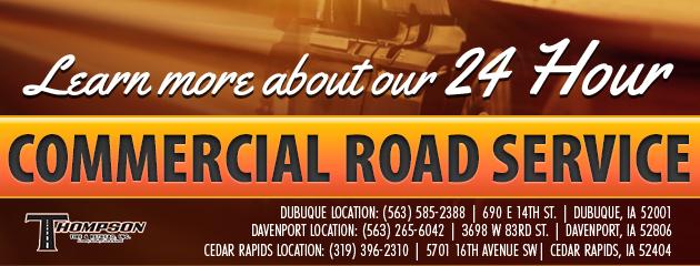 Thompson Tire & Retread Inc :: Locations in Iowa  Tires