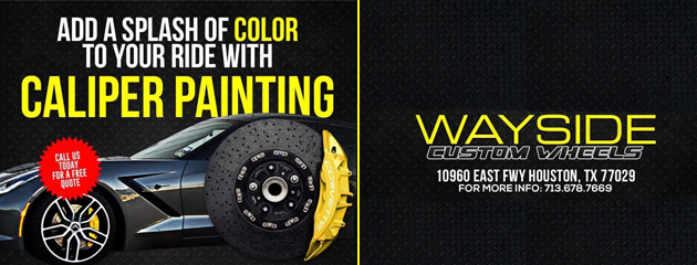 We offer Caliper Painting