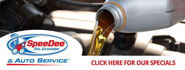 Speedee Oil Change Savings
