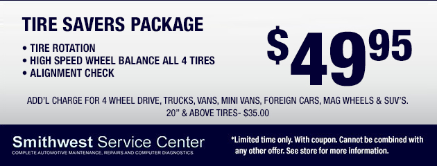 Tire Savers Package